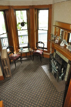 Common Areas | The Gable House Bed & Breakfast