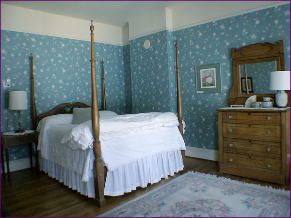 Bedroom | The Gable House Bed & Breakfast