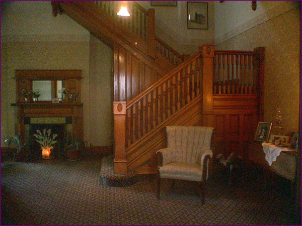 Stairs | The Gable House Bed & Breakfast